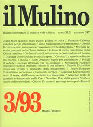 Copertina del fascicolo dell'articolo La questione fiscale tra riforma e rivolta