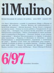 Copertina del fascicolo dell'articolo Musica e società: le due anime dell'Europa