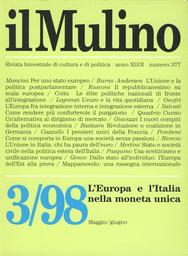 Copertina del fascicolo dell'articolo L'Unione e la politica postparlamentare