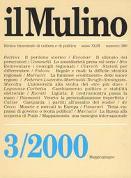 Copertina del fascicolo dell'articolo Liguria: il centrosinistra passa la mano