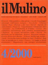 Copertina del fascicolo dell'articolo L'Europa a più voci: una concezione dialogica della sfera pubblica