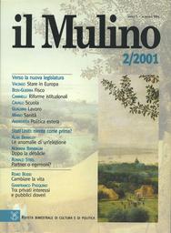 Copertina del fascicolo dell'articolo Dopo la débâcle