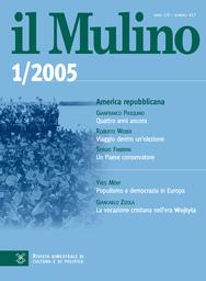 Copertina del fascicolo dell'articolo Isole nella corrente: regioni e città nel processo di globalizzazione
