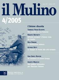 Copertina del fascicolo dell'articolo Le riforme sociali in Germania fra tradizione e modernizzazione