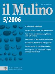Copertina del fascicolo dell'articolo Un'avanguardia riformatrice per l'Europa