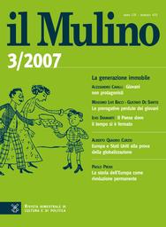 Copertina del fascicolo dell'articolo Lettera aperta da Cerea (Verona)