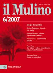 Copertina del fascicolo dell'articolo Napoli e l'idea di