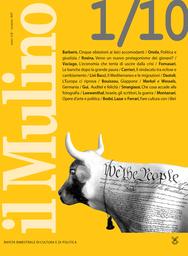 Copertina del fascicolo dell'articolo Jean-Marie Colombani, Un americano a Parigi. Le scelte e gli errori di Sarkozy