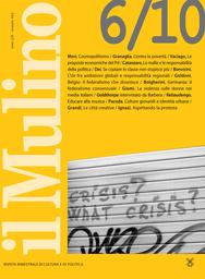 Copertina del fascicolo dell'articolo Belgio: il federalismo che disunisce