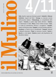 Copertina del fascicolo dell'articolo La rivolta fra autoritarismo, dissenso e accoglienza