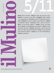 Copertina del fascicolo dell'articolo L'Italia cattolica e la secolarizzazione