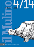 cover del fascicolo, Fascicolo arretrato n.4/2014 (July-August)