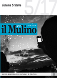 cover del fascicolo, Fascicolo digitale arretrato n.5/2017 (September-October) da il Mulino