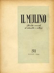 Copertina del fascicolo dell'articolo Profilo di Gaetano Mosca
