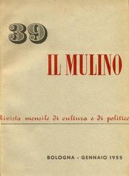 Copertina del fascicolo dell'articolo La stampa e il XXXIII Congresso del Risorgimento