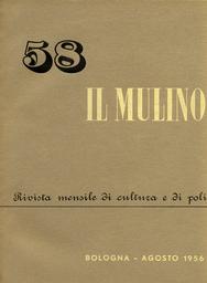 Copertina del fascicolo dell'articolo Allegorismo politico di Moravia