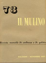 Copertina del fascicolo dell'articolo Una polemica sull'Algeria
