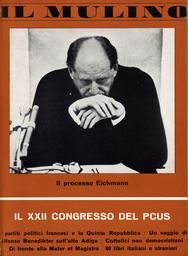 Copertina del fascicolo dell'articolo Il lungo processo