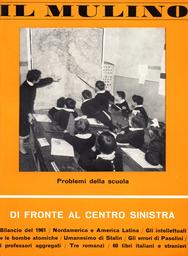 Copertina del fascicolo dell'articolo Nordamerica e America Latina