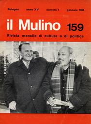 Copertina del fascicolo dell'articolo Sviluppo della società e problemi di revisione costituzionale