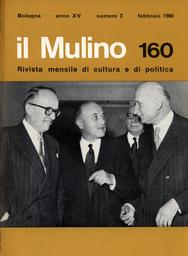 Copertina del fascicolo dell'articolo La riforma farmaceutica