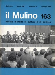 Copertina del fascicolo dell'articolo Racconto del primo maggio