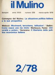 Copertina del fascicolo dell'articolo Ordine e ordinari. Il potere ed il dovere
